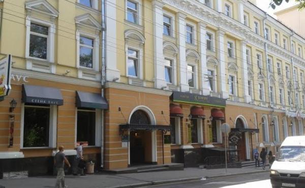 Uffici in palazzetto storico ristrutturato in Kitay-Gorod