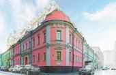 Ufficio di 817 mq in affitto in palazzetto storico ristrutturato
