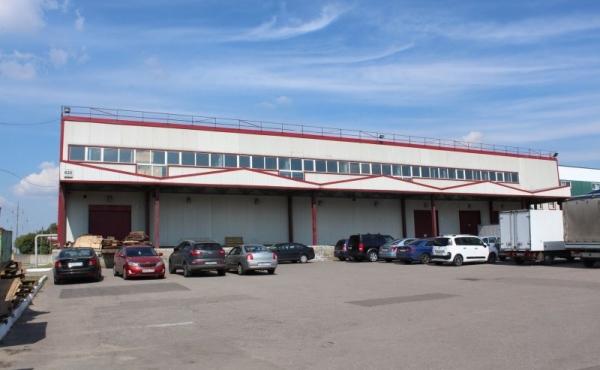 Edificio a destinazione logistico-produttiva nel distretto industriale di Tomilino