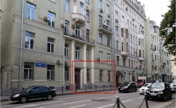 Ufficio bilivello in edificio storico in zona Borovitskaya