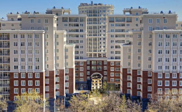 Appartamenti in affitto o vendita nel complesso Anglisky Kvartal