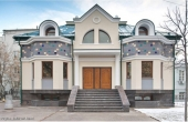 Palazzetto indipendente di 426 mq in zona Bol'shaya Nikitskaya