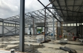 Warehouse of 2600 m2 calling for reconstruction for storage or production