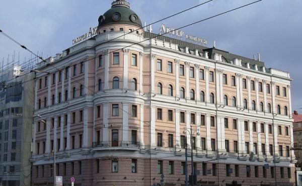 Uffici in affitto in splendido palazzo storico sulla Tverskaya