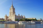 Appartamenti e uffici in affitto nell'edificio del prestigioso Hotel Ukraina