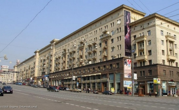 Foro commerciale di 254 mq in vendita sulla Tverskaya