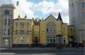 Elegante palazzetto storico accostato in affitto su Novy Arbat