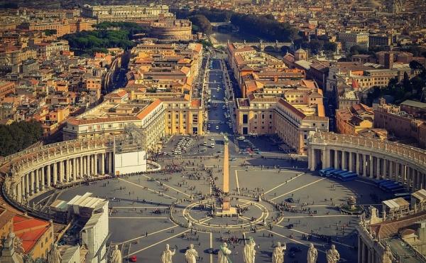 Отель категории 3 звёзды на продажу в центре Рима
