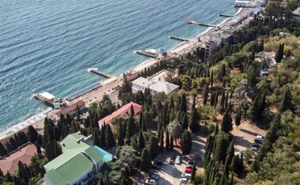Resort sul mare in vendita in Crimea