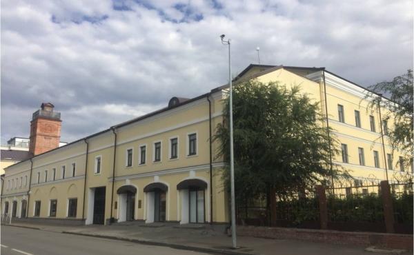Apart-hotel operativo in affitto a Kazan