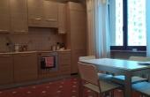 Просторная 3-х комнатная квартира в аренду в доме класса бизнес