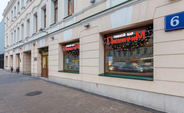 Locale per pub/ristorante a pochi passi dal metrò Sukharevskaya