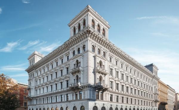 Appartamenti di pregio in uno dei palazzi più lussuosi di Vienna