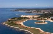 Участки под строительство курорта на море в Истрии