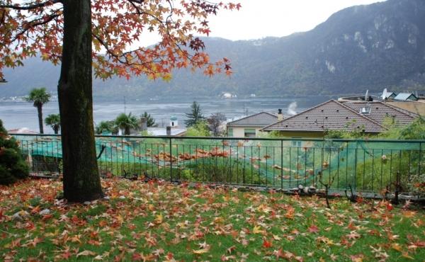 Casetta vista lago in vendita a Campione d'Italia