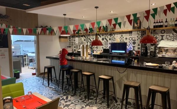Продажа пиццерии как готовый бизнес на Коста-Бланке