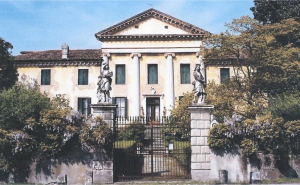 Усадьба XVI века в Палладианском стиле в 50 км от Венеции