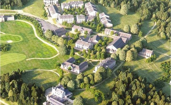 Appartamenti a reddito garantito in resort di lusso nel cuore della Francia