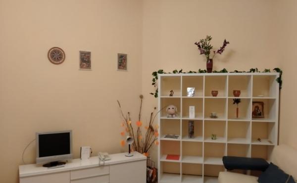 Bilocale ristrutturato in affitto in centro a San Pietroburgo