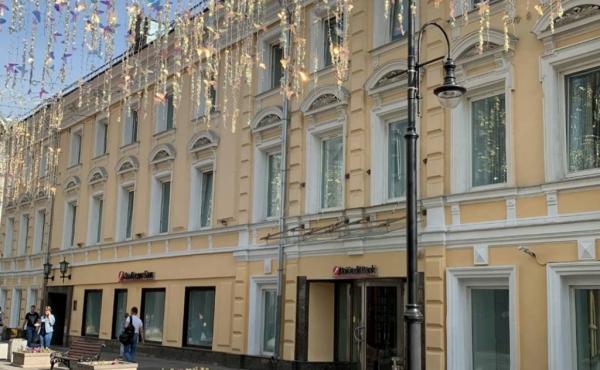 Торгово-офисное помещение на 1-й линии на Большой Дмитровке uffici su Bol'shaya Dmitrovka