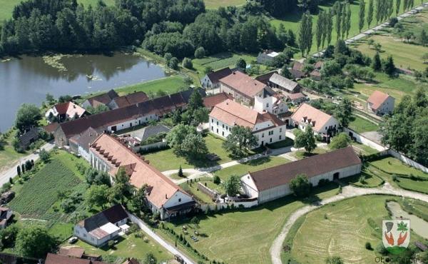 Историческая усадьба с замком XVI века в Чехии