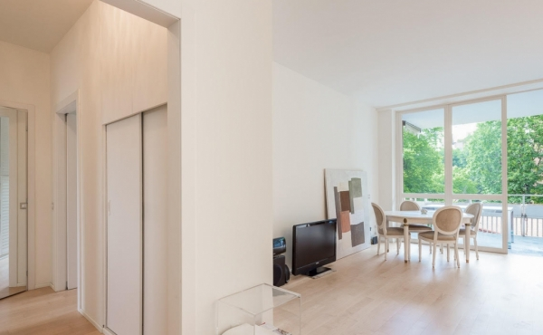 Шикарная 3-х комнатная квартира в престижном квартале в Милане