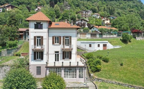 Villa storica in vendita sul lago di Como