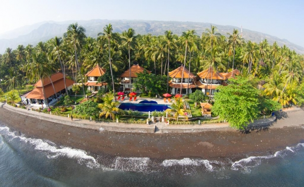 Mini-resort fronte mare in vendita a Bali