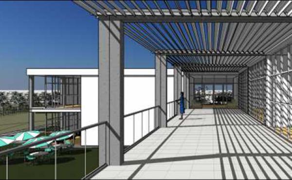 Terreno con progetto approvato per residenza sanitaria assistenziale
