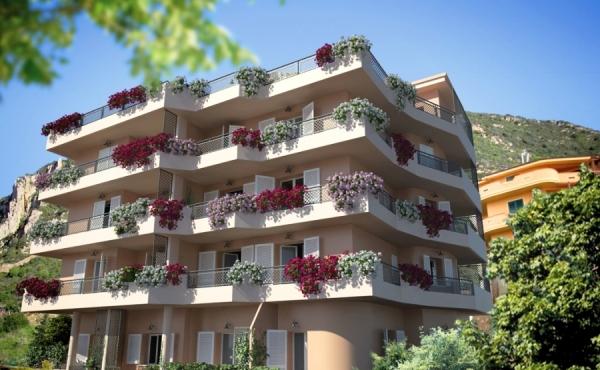 Appartamenti in vendita a Nebida a breve distanza da meravigliose spiagge