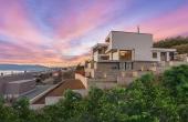 Splendida villa moderna con vista mozzafiato sul golfo del Quarnero