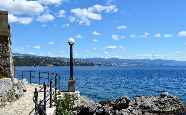 Мини-отель на 1-й линии моря на Опатийской Ривьере
