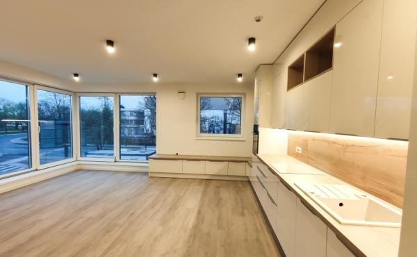 Квартиры на продажу в новом доме в районе Шишка в Любляне