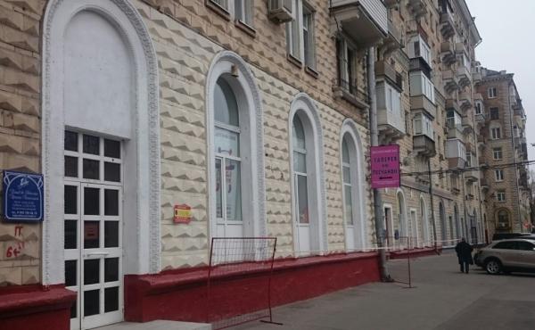 Spazio di 120 m2 in zona Sokol per studio medico, ufficio o showroom