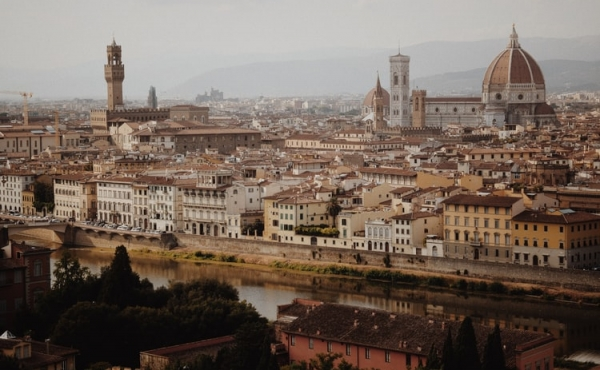 Restaurant business for sale in the centre of Florence