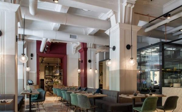 Spazio per ristorazione in affitto su Malaya Nikitskaya