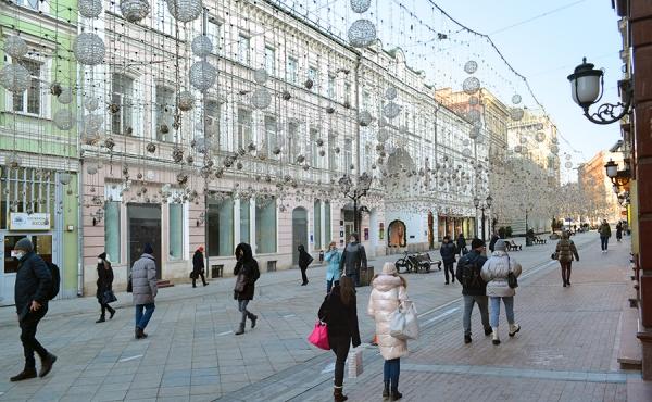 Fori commerciali in affitto/vendita sulla Nikol'skaya