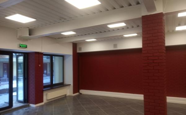 Spazio di 177 m2 per ufficio o showroom zona Baumanskaya