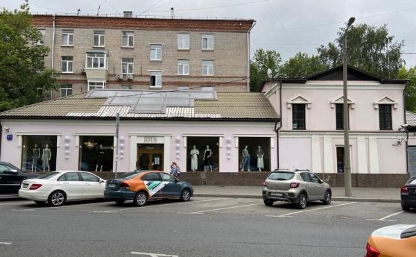 Отдельно стоящее здание под шоурум в аренду в Хамовниках