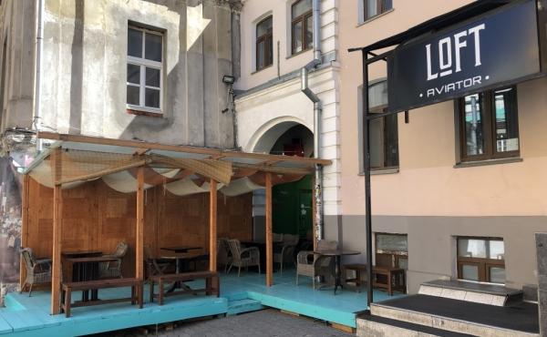 Locale per bar/discoteca in Stoleshnikov