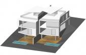 Участки под строительство таунхаусов на море под Задаром