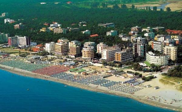 Hotel in vendita a 200 metri dal mare a Milano Marittima