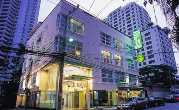 28-room hotel for rent or sale in Bangkok (close to Nana BTS)