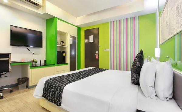 Boutique hotel for rent or sale in Bangkok (near On Nut BTS)
