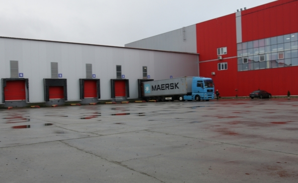 Warehouse and logistics complex for sale near Kaliningrad