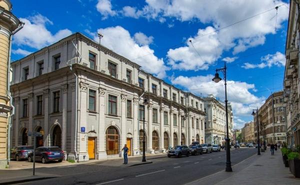 Edificio in vendita a due passi dalla Piazza Rossa