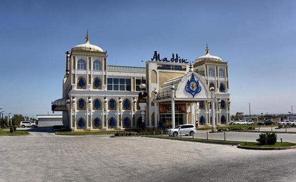 Casinò-hotel in vendita nel distretto del gioco in Kazakhstan