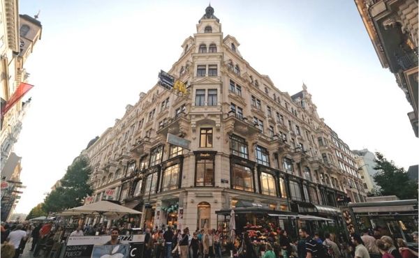 Sale of hotel business (leasehold) in the heart of Vienna