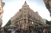 Продажа действующего мини-отеля (ППА) на пешеходной улице в центре Вены