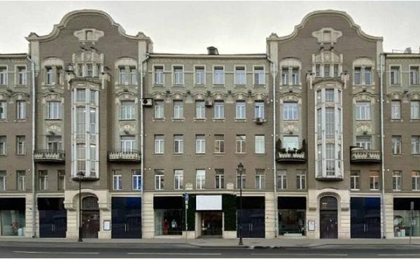 Fori commerciali per negozi/showroom in affitto sulla Pokrovka